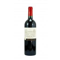 CHATEAU LE TROS BORDEAUX 750ML 2010
