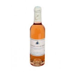 CHATEAU DE L'ESCARELLE ROSE 2008 375ML