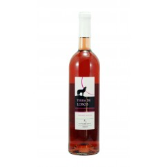 TERRA DE LOBOS ROSE 2009 750 ML
